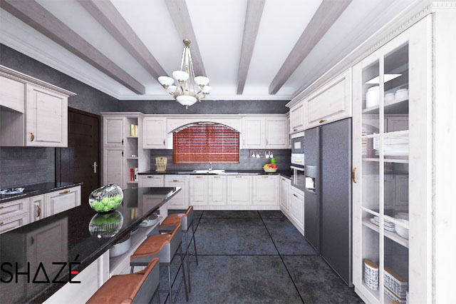 Design Your Dream Kitchen With Shaze